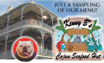 Kenny B's Cajun Seafood