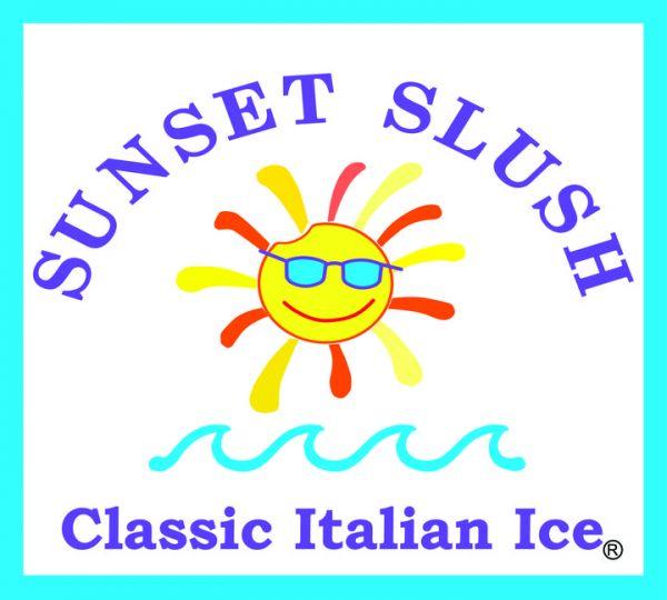 Sunset Slush Classic Italian Ice